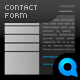 Contact form with notification - ActiveDen Item for Sale