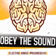 Obey the Sound - Party Flyer
