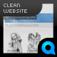 Clean Website - ThemeForest Item for Sale