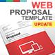 Gstudio Web Proposal Template V2 - GraphicRiver Item for Sale