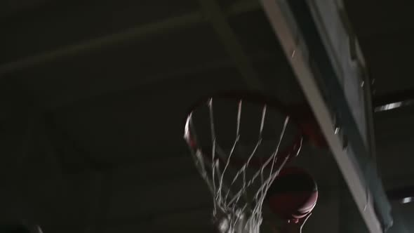 Download Professional Basketball Player Dunking nulled download