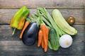 Vegetables. Onion