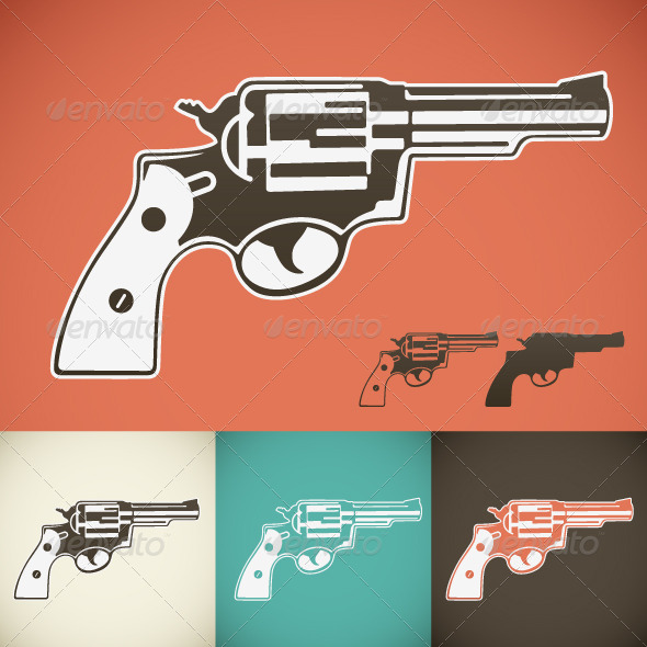 GraphicRiver Revolver 5459304