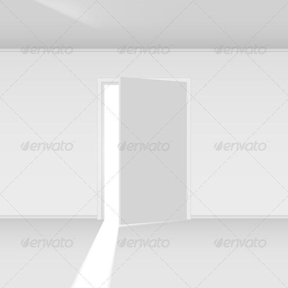 GraphicRiver Exit Door 5460037