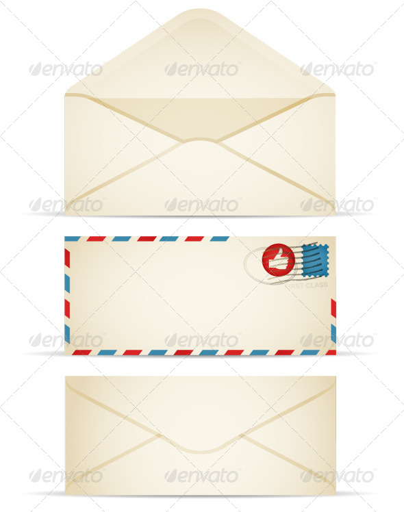 GraphicRiver Envelopes 5460083