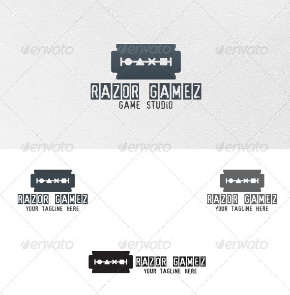 Razor Games - Logo Templates
