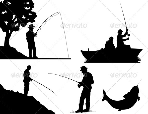 GraphicRiver Fishing 560994