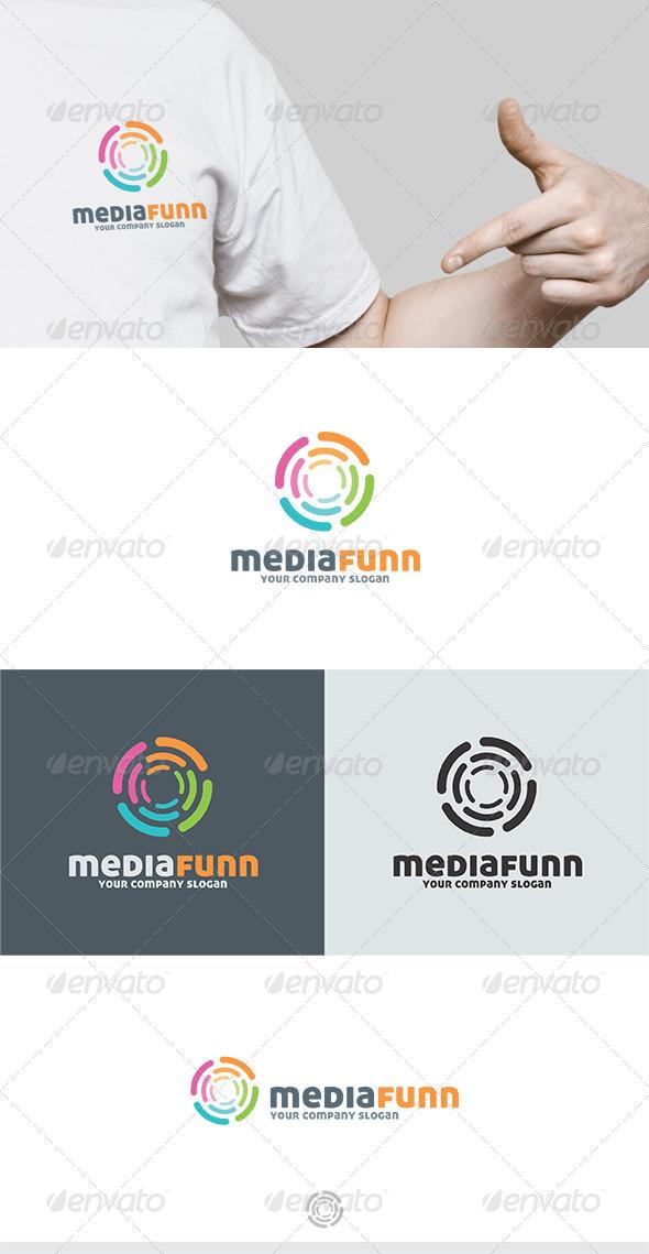 GraphicRiver Media Funn Logo 5462563