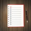 Checklist - PhotoDune Item for Sale