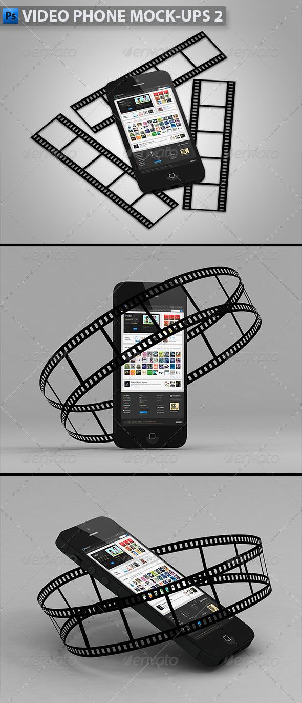 Video Phone Mock-ups 2