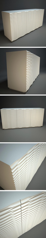 3DOcean Wave Sideboard 5463977
