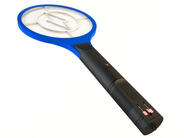 3DOcean Mosquito Racket Zapper 5464546