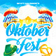 Oktoberfest Festival Poster Vol.2 - GraphicRiver Item for Sale