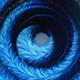 Organics 2 Blue Spiral - VideoHive Item for Sale