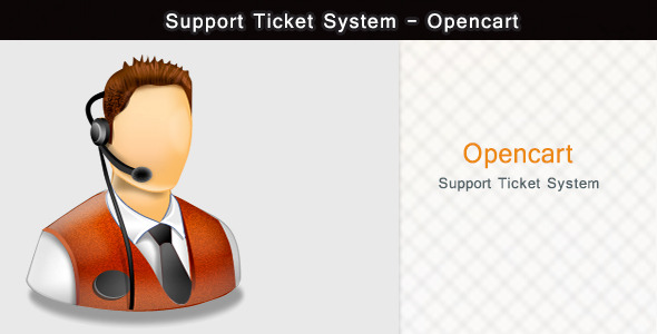 Support Ticket System - Opencart - CodeCanyon Item for Sale