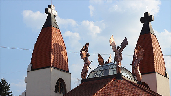 Copper Angels Timelapse