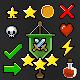 pixel game sprite sheet