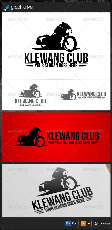 GraphicRiver Klewang Club Logo Templates 5467672