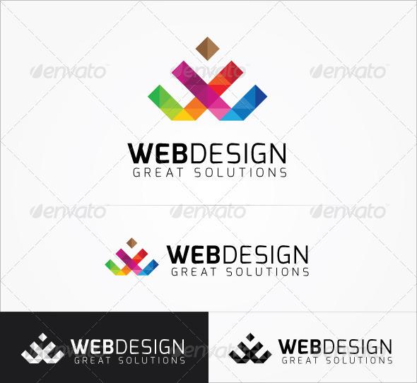 GraphicRiver Web Design Logo Template 5468368
