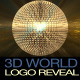 3D World Logo Reveal - VideoHive Item for Sale