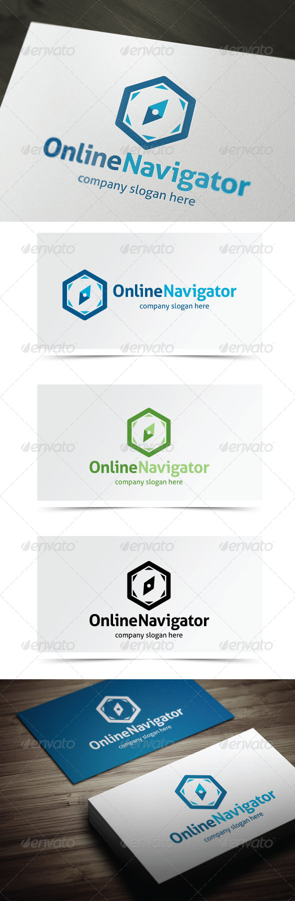 GraphicRiver Online Navigator 5468703