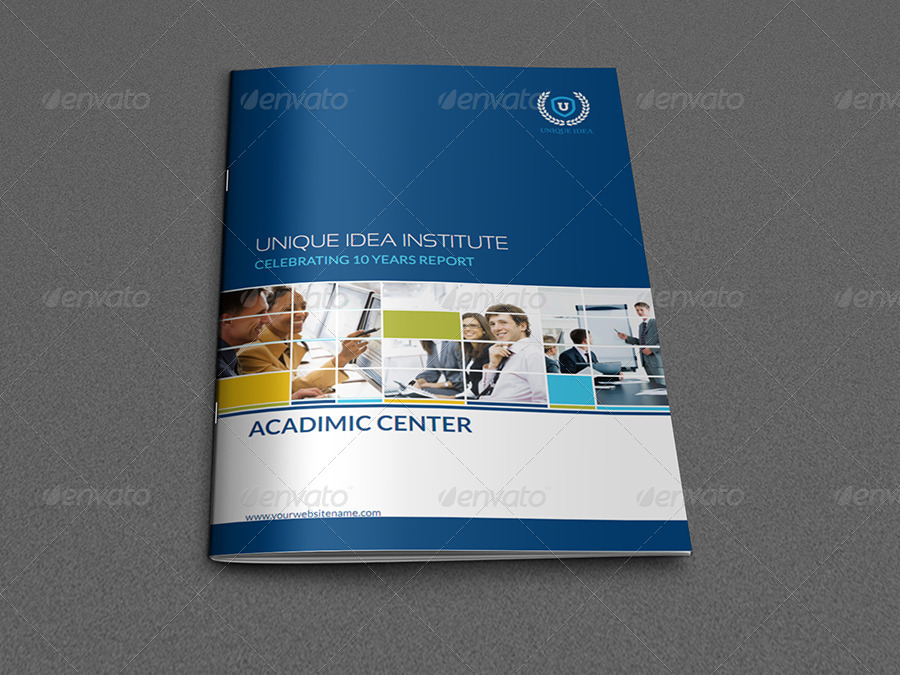 training brochure template - training company brochure template 28 pages by