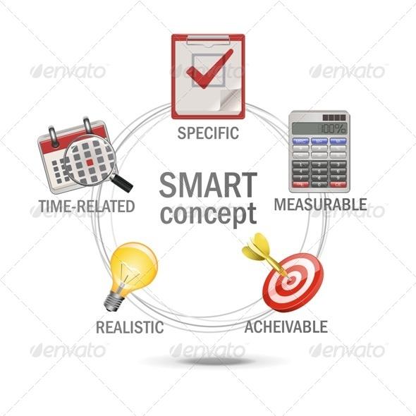 GraphicRiver Vector Smart Concept 5469305
