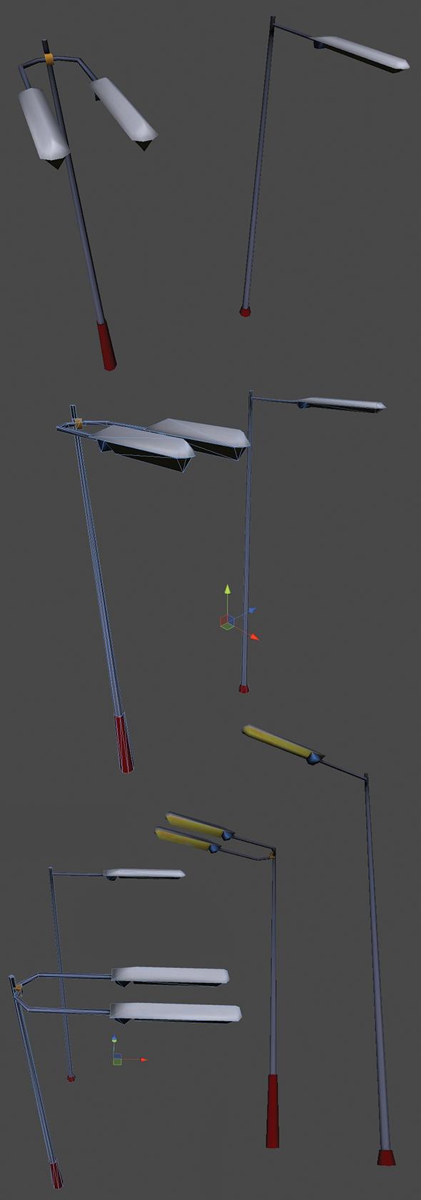 3DOcean Street Lamp 5470319