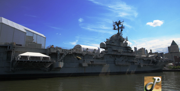 USS Intrepid New York City