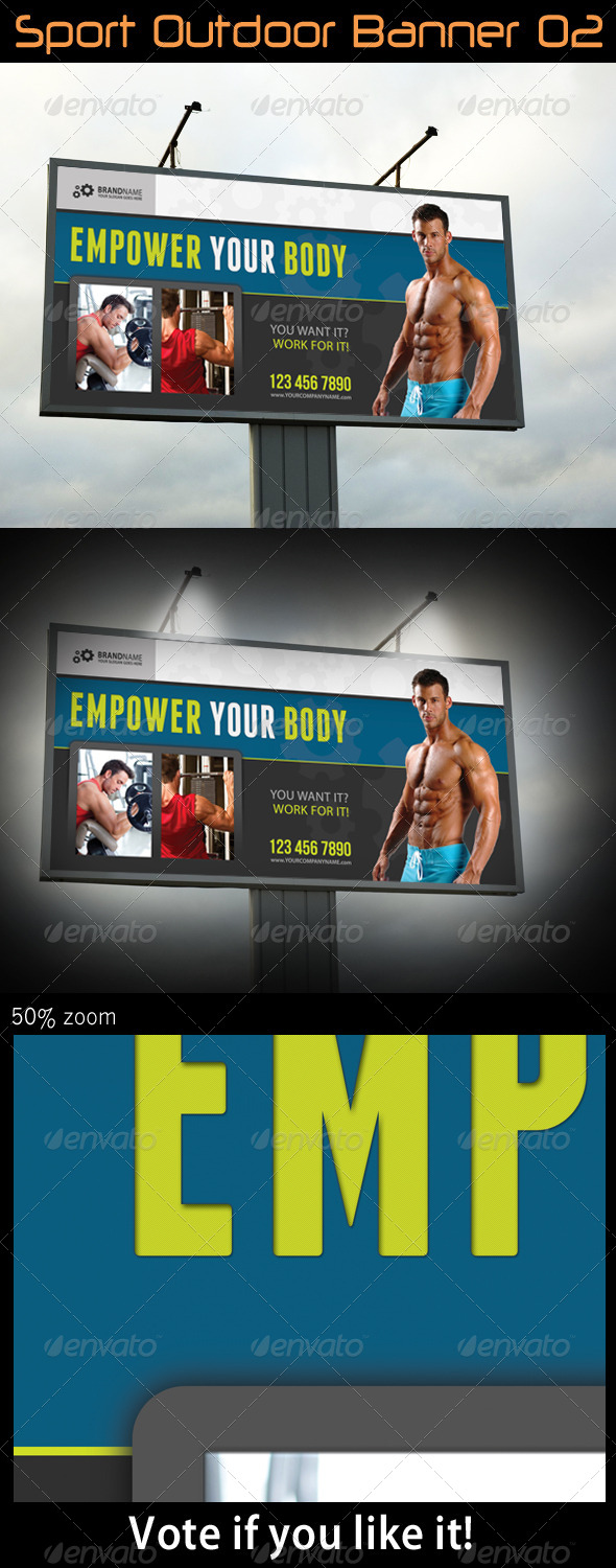 GraphicRiver Sport Outdoor Banner 02 5453966