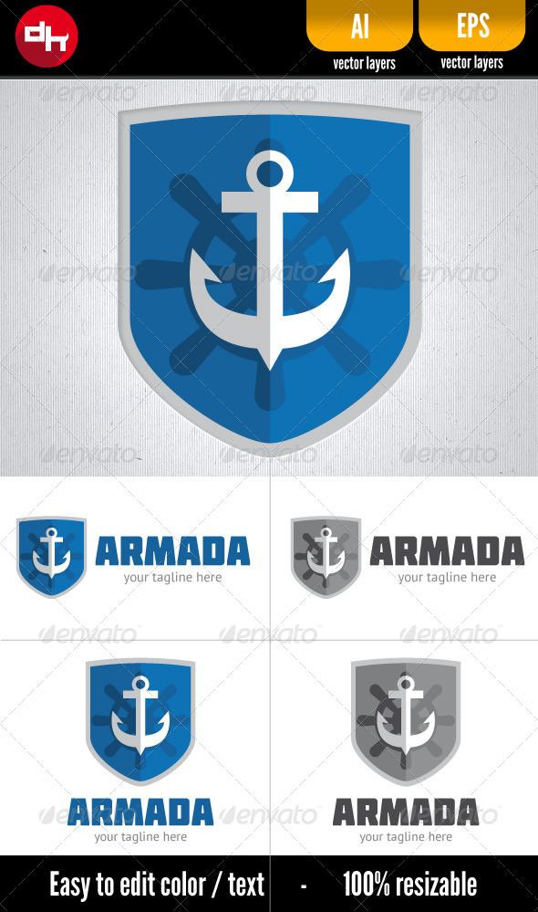 GraphicRiver Armada 5471123