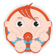 Baby Vector Illustration - GraphicRiver Item for Sale