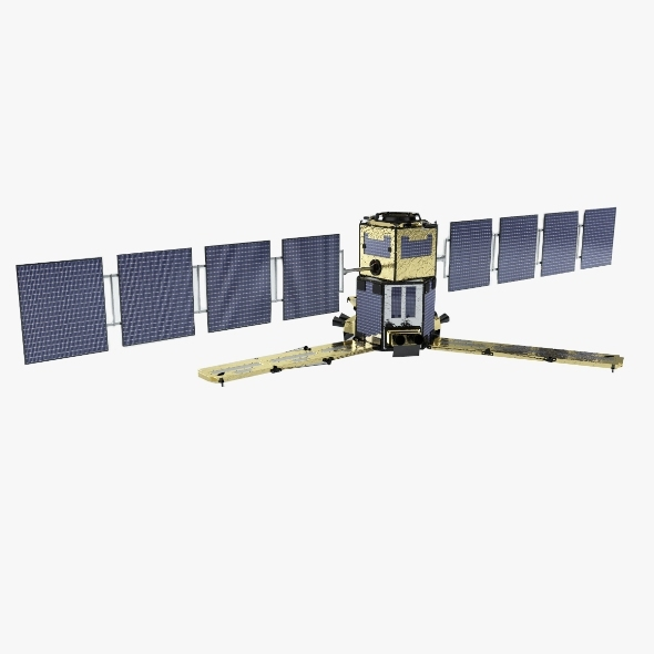 3DOcean Satellite Smos 5467184