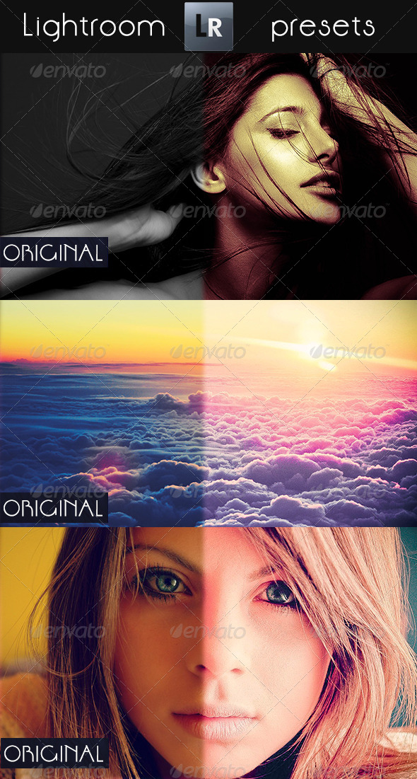 GraphicRiver 8 Mixed Pro Presets 5473065