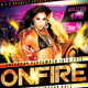 On Fire Party Flyer - GraphicRiver Item for Sale