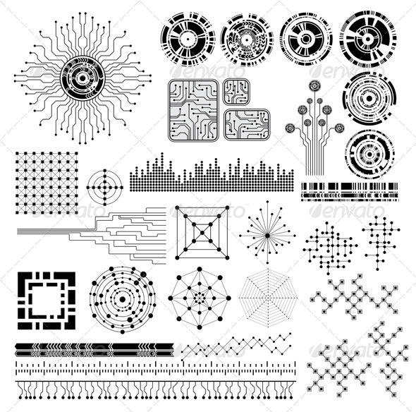 GraphicRiver Design Elements 5474366