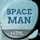 Spaceman – Parallax Design Studio Template (Portfolio) Download