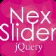 Nex - Blazing Fast Slider skrin penuh - WorldWideScripts.net Item for Sale