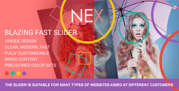 CodeCanyon Nex Blazing Fast FullScreen Slider 5446876