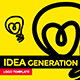 Idea Generation Logo Template - GraphicRiver Item for Sale