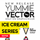 Yummie Vector Series - GraphicRiver Item for Sale