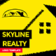 Skyline Realty Concept - GraphicRiver Item for Sale
