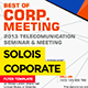 Solois Corporate Flyer Event Template - GraphicRiver Item for Sale