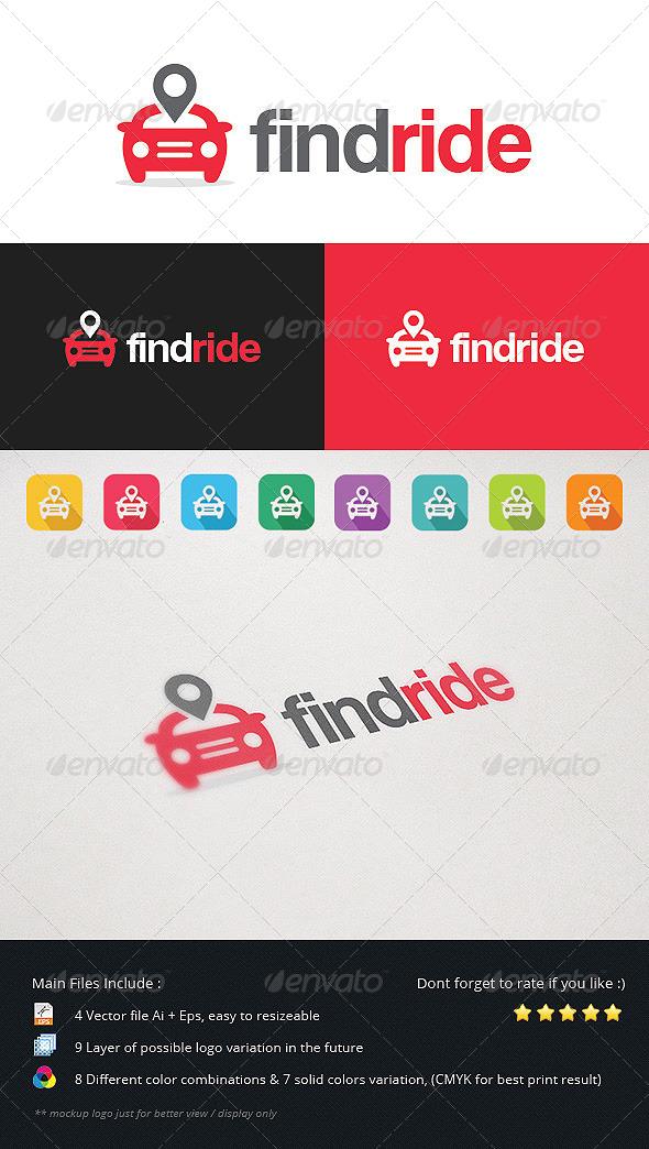 GraphicRiver Find Ride Community 5468395
