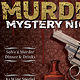 Murder Mystery Night Flyer/Poster Templates - GraphicRiver Item for Sale