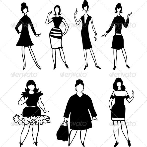 GraphicRiver Women 5476643