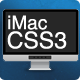 Pure CSS3 iMac - CodeCanyon Item for Sale