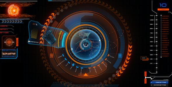 VideoHive Hi-Tech New Level 5477446