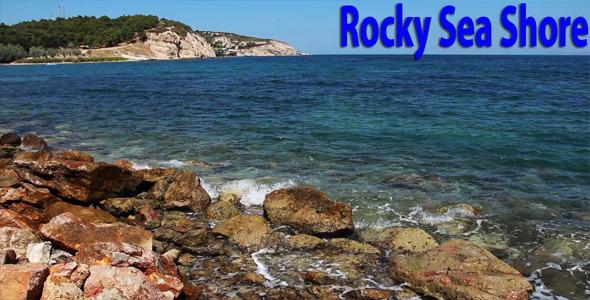 VideoHive Rocky Sea Shore 5477554