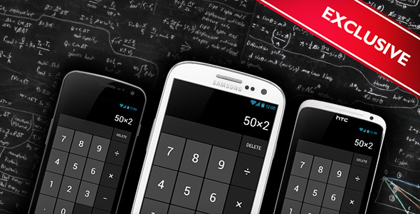CodeCanyon Calculator 5478090